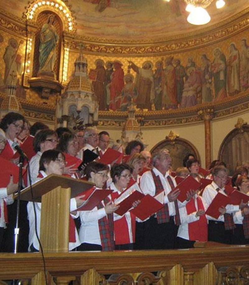 L'Ensemble vocal Vox Mania se produira le dimanche 8 décembre, à compter de 19 h, à l'église Sainte-Eugénie de Douville. Admission 15 $ (gratuit pour les 12 ans et moins). Infos : 450 778-1273 ou 450 223-1182.