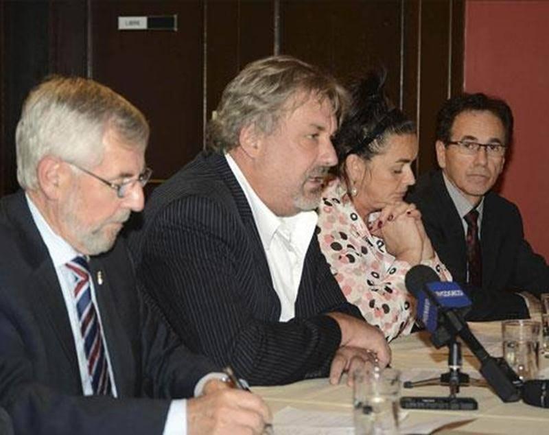 Un comité de sauvetage de l'Hôtel des Seigneurs de Saint-Hyacinthe a été mis en place par le milieu économique et politique maskoutain.