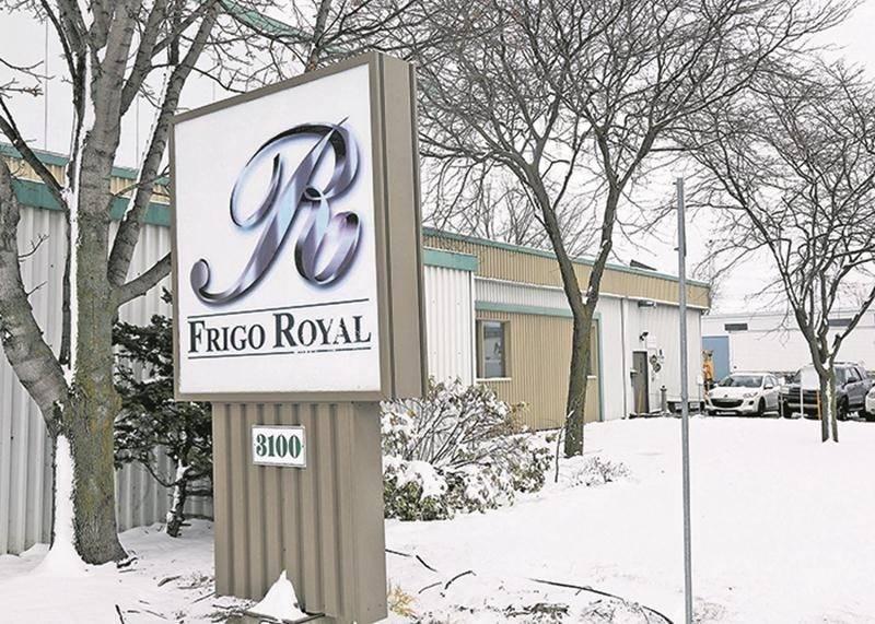 Même si le nom de Frigo Royal disparaît, les activités d'entreposage de produits réfrigérés et congelés se poursuivront sous une nouvelle enseigne à la même adresse. Photothèque | Le Courrier ©