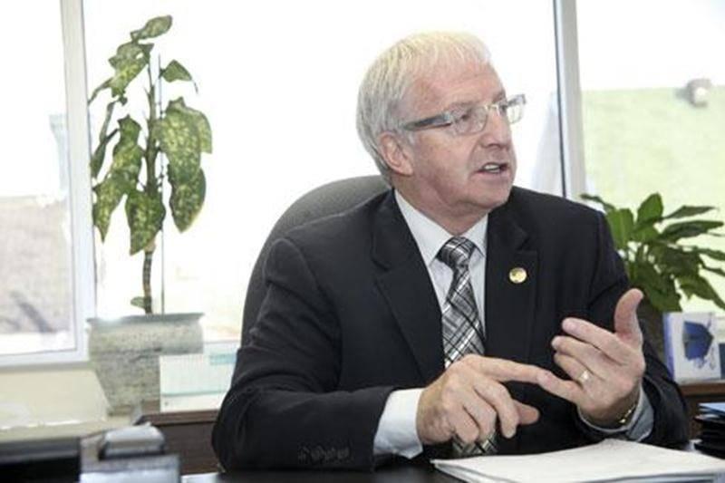 Le député de Saint-Hyacinthe à l'Assemblée nationale, Émilien Pelletier, n'est pas d'accord avec la décision de la MRC au sujet du transport adapté.