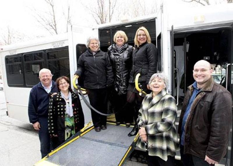 Les usagers du transport adapté de la MRC des Maskoutains pourront bénéficier du service tout à fait gratuitement durant la Semaine québécoise des personnes handicapées, soit du 1 er au 7 juin.