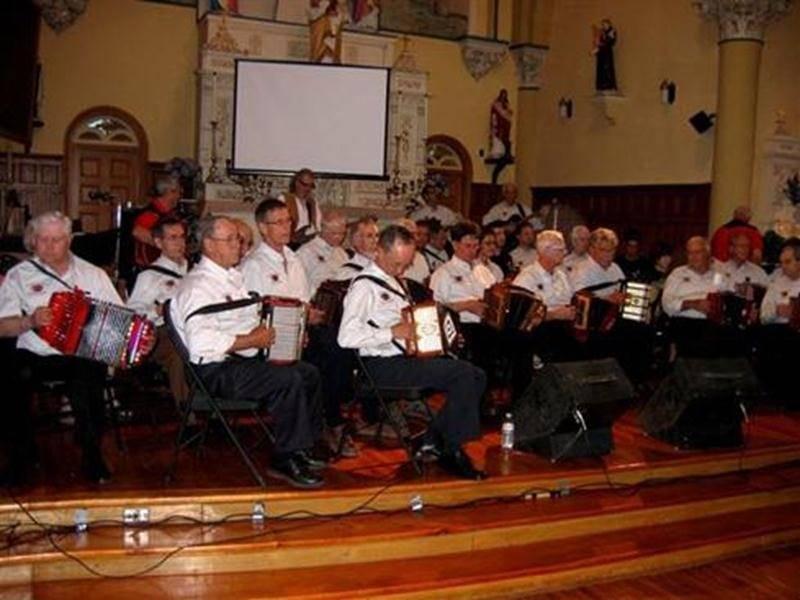 Le Festival de l'accordéon de Saint-Marcel en est à sa troisième édition.