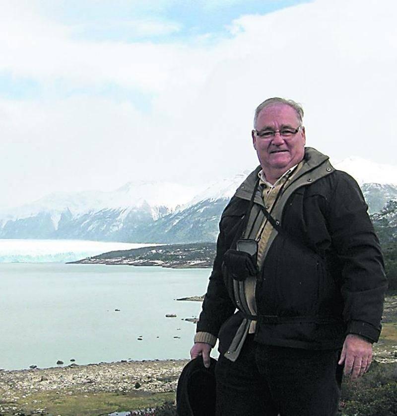 Jacques P. Morin a été séduit par la Patagonie, en Argentine, et surtout par son réputé glacier Perito Moreno. Photo courtoisie