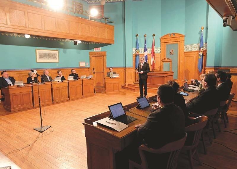 Le conseil municipal a octroyé deux contrats importants pour l'aménagement du futur centre de congrès. Photothèque | Le Courrier ©