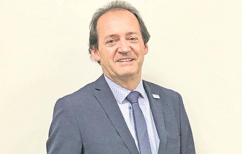 Yvon Pinsonneault, président-directeur général de DPA assurances, un courtier en assurances de Saint-Hyacinthe.
