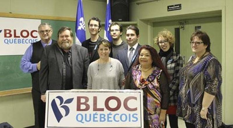 Le 17 novembre s'est déroulée l'assemblée générale annuelle du Bloc québécois de Saint-Hyacinthe-Bagot. Cette rencontre avait pour but d'élire l'exécutif du parti à Saint-Hyacinthe-Bagot. Plus d'une centaine de membres s'étaient déplacés pour y assister.On y a vu entre autres le chef du Bloc québécois, Daniel Paillé, le député fédéral de Richmond-Arthabaska, André Bellavance, le député de Saint-Hyacinthe Émilien Pelletier et son prédécesseur Léandre Dion. De plus, deux potentiels candidats à l'