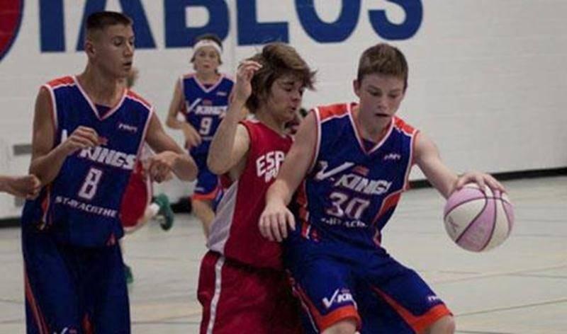 Les V-Kings de Saint-Hyacinthe auront une équipe dans les catégories cadet et benjamin de la Ligue de basketball de Montréal (MBL), l'une des plus importantes au Québec parmi les ligues civiles.