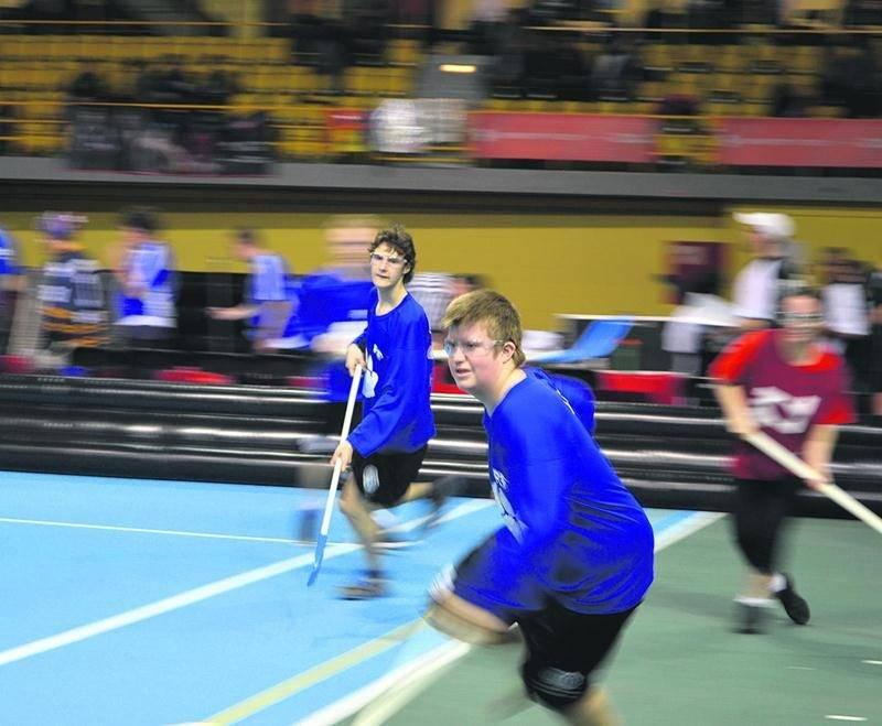 Une soixantaine d'élèves de l'école René-Saint-Pierre participeront au Défi sportif AlterGo. Photo Courtoisie