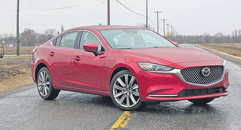 Mazda6 2018 : la poursuite de la réussite