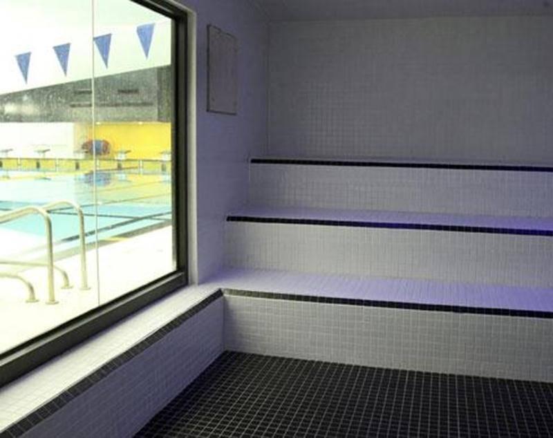 Le sauna humide du Centre aquatique Desjardins est de nouveau accessible au public.