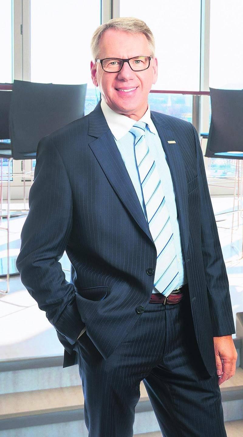 Richard Gagnon, président et chef de la direction d'Humania Assurance.