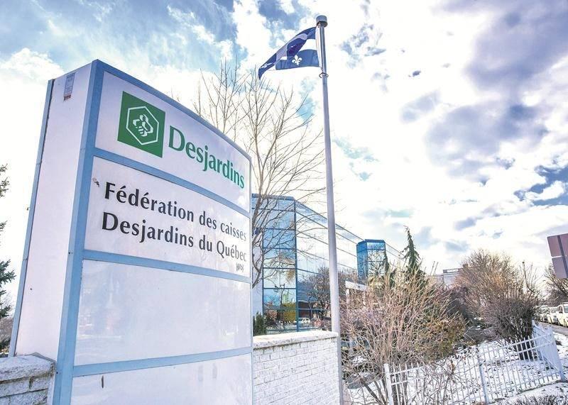 L'immeuble de bureaux occupé par la Fédération des caisses Desjardins du Québec région Richelieu-Yamaska est à louer.   Photo François Larivière | Le Courrier ©