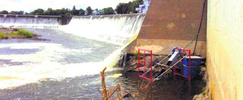 Les pièges installés au barrage Penman's par la firme Milieu n'ont pas permis de capturer des anguilles.