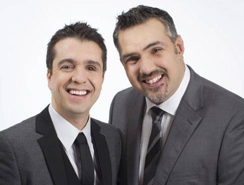 À l'aube de leur vingt ans de carrière commune, Dominic et Martin s'offrent un retour sur scène après quatre ans d'absence.