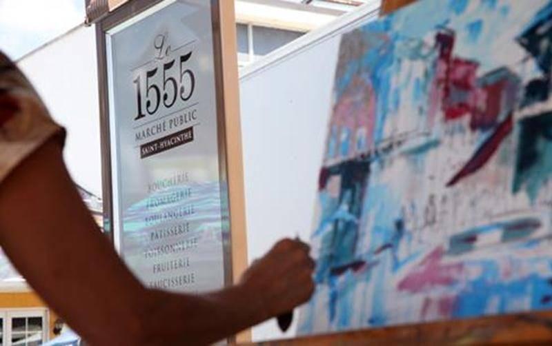 Le Marché de l'Art sera présenté tous les samedi de l'été à partir du 25 juin.