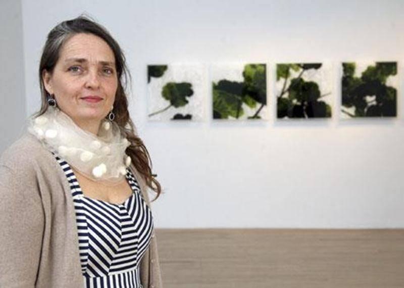 L'exposition « Toucher l'instant » de Luce Pelletier est présentée à Expression jusqu'au 23 octobre.