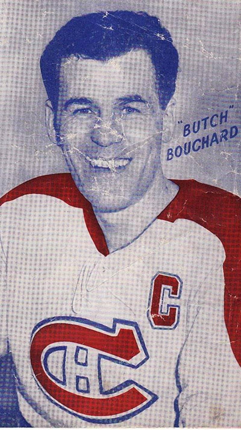 C'est au camp d'entraînement de 1941, à Saint-Hyacinthe, qu'Émile « Butch » Bouchard a convaincu les dirigeants du Canadien de l'intégrer à la formation.