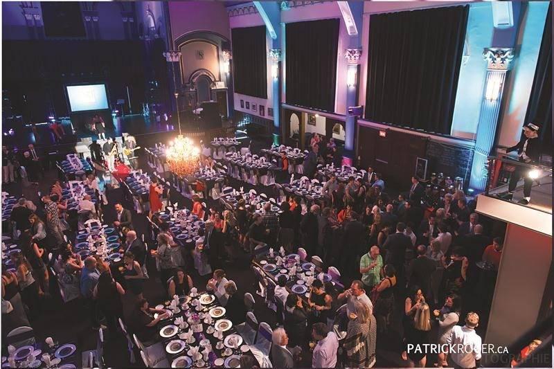 L'an dernier, la soirée Passion Détail avait rassemblé 224 convives à la salle Théâtre La Scène.  Photothèque | Le Courrier ©