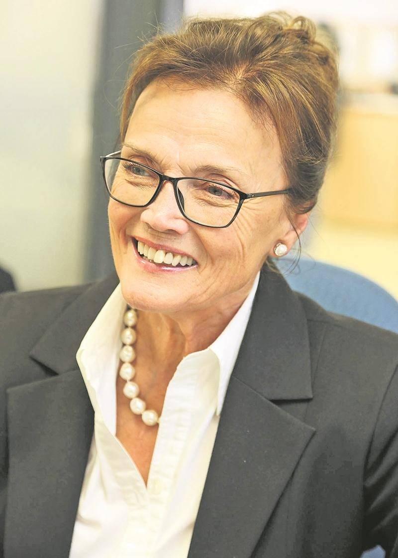 La conseillère sortante du district Hertel-Notre-Dame, Nicole Dion Audette.  Photo Robert Gosselin | Le Courrier ©