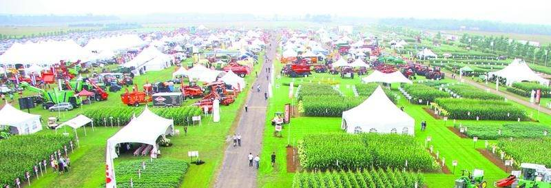 Photo Salon de l'agriculture