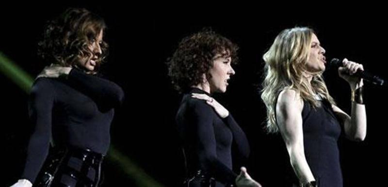 Véronic DiCaire était de passage au Centre des arts Juliette-Lassonde les 18, 19 et 20 mars dans le cadre de sa tournée avec <em>La voix des autres</em>.