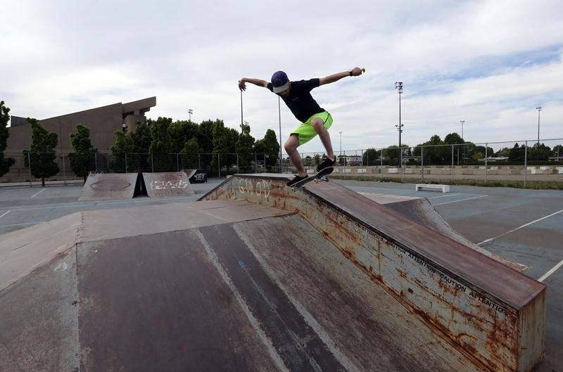 Un nouveau « skatepark » dans le secteur Bois-Joli