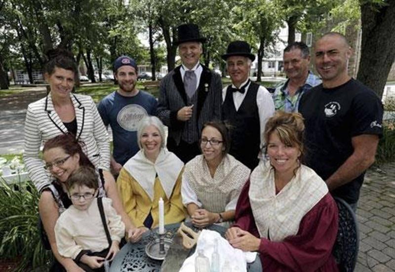 Le comité organisateur de la Fête du Vieux marché attend avec impatience les visiteurs à Saint-Denis-sur-Richelieu du 7 au 10 août.