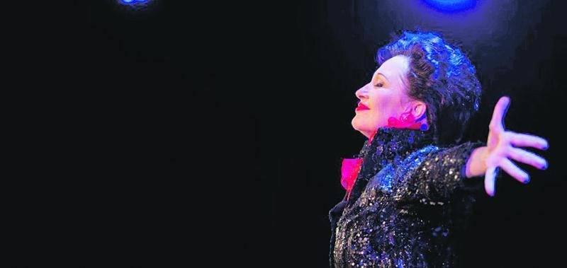 Judy Garland, la fin d'une étoile sera présentée au Centre des arts Juliette-Lassonde le 7 novembre. Ivanoh Demers ©