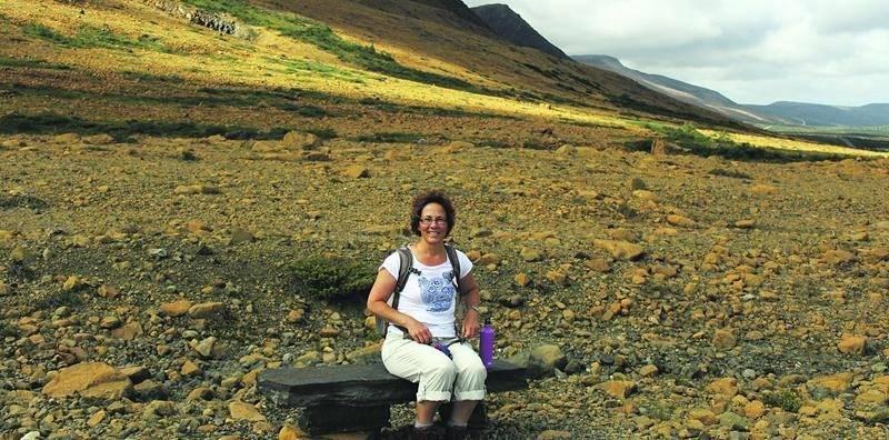 Durant 18 jours, Denyse Bégin est allée de surprise en surprise sur l'île de Terre-Neuve. Photo Denyse Bégin