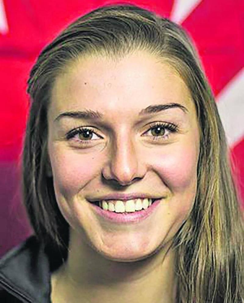 Audrey Phaneuf en était à une première apparition au championnat du monde senior de patinage de vitesse courte piste.