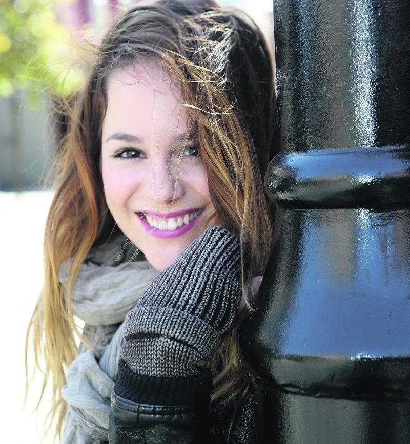 L'album Ton problème d'Andie Duquette sera disponible dès le 16 octobre. Photo Robert Gosselin | Le Courrier ©