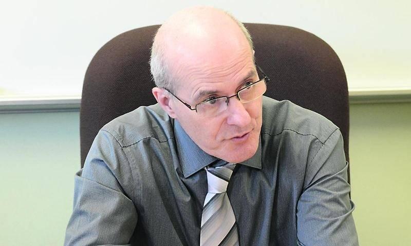 Gabriel Michaud, directeur général de la MRC des Maskoutains