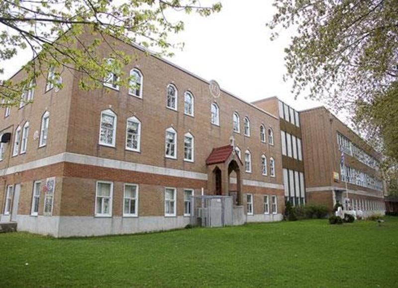 Un élève de l'école Casavant a été victime de violence la semaine dernière.