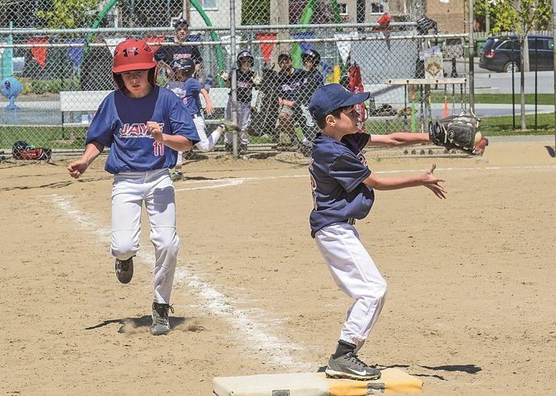 Toutes les équipes de Baseball Saint-Hyacinthe