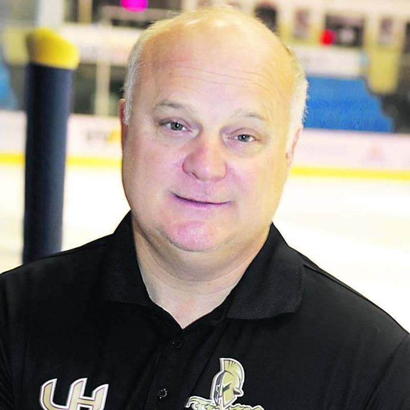 Mario Pouliot a été nommé entraîneur-chef du Titan d'Acadie-Bathurst en mai denier. Photo Robert Gosselin | Le Courrier ©