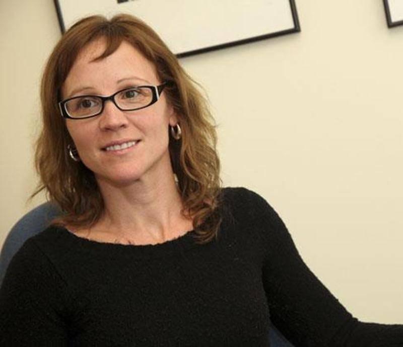 Véronique Côté est membre active de l'Union paysanne depuis sa création en 2001.