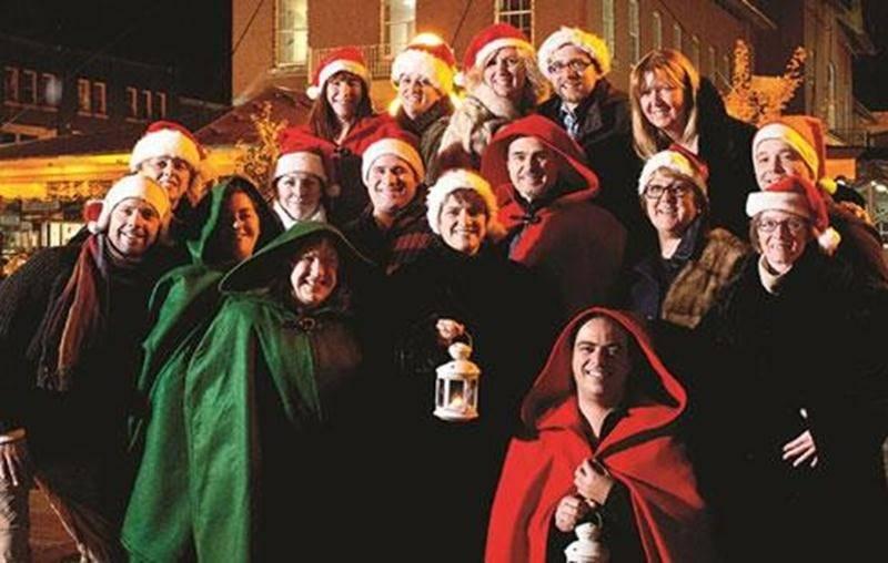 La chorale Vertige assurera cinq jours de prestations aux abords du 1555 Marché public de Saint-Hyacinthe.