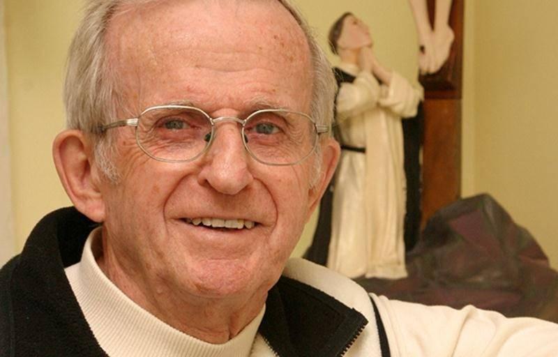 Le père Dominicain Roger Lussier s'est éteint hier matin à l'âge de 91 ans.  Photothèque Le Courrier