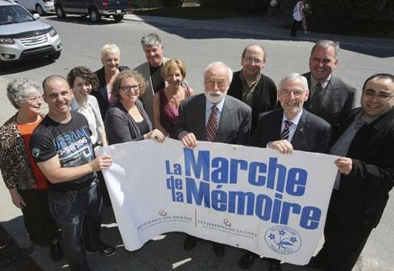 Pour une sixième année à Saint-Hyacinthe, on vous invite à marcher pour les gens touchés par l'Alzheimer.