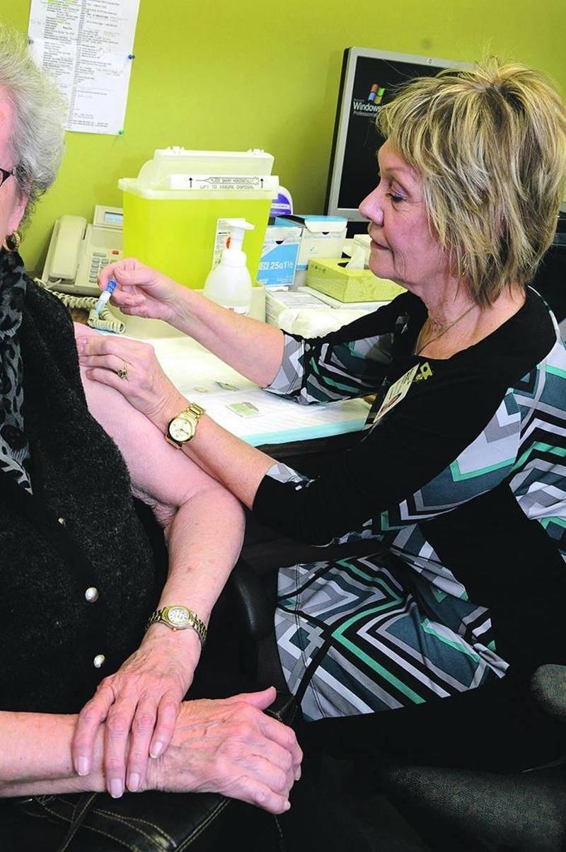 La vaccination demeure un outil essentiel afin de se prémunir contre les maladies infectieuses, a rappelé le directeur de la santé publique de la Montérégie, Jean Rodrigue. Photothèque | Le Courrier ©