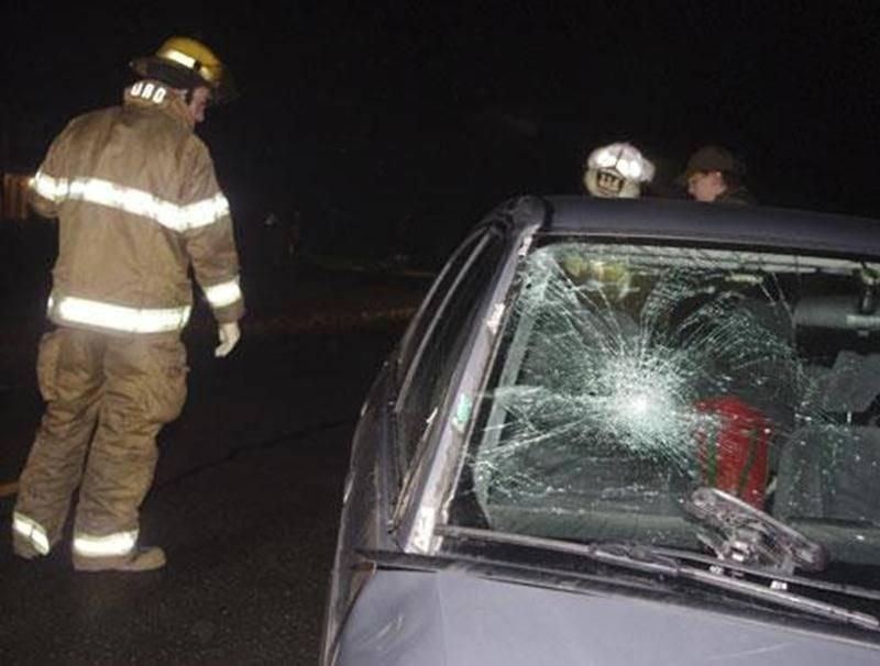Une femme de 49 ans a été happée à mort par un véhicule sur le rang d'Argenteuil, à Saint-Damase.