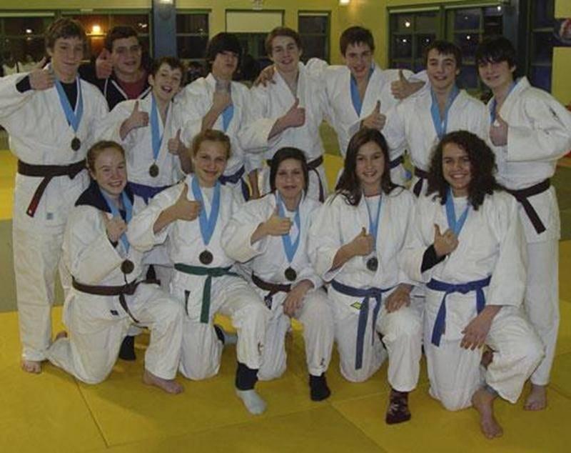 La délégation Richelieu-Yamaska en judo comptera neuf athlètes du Club de judo de Saint-Hyacinthe sur nos douze représentants aux Jeux du Québec.