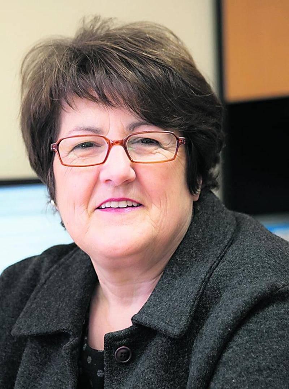 Claudine Gauvin, directrice générale de la Moisson maskoutaine Photothèque | Le Courrier ©