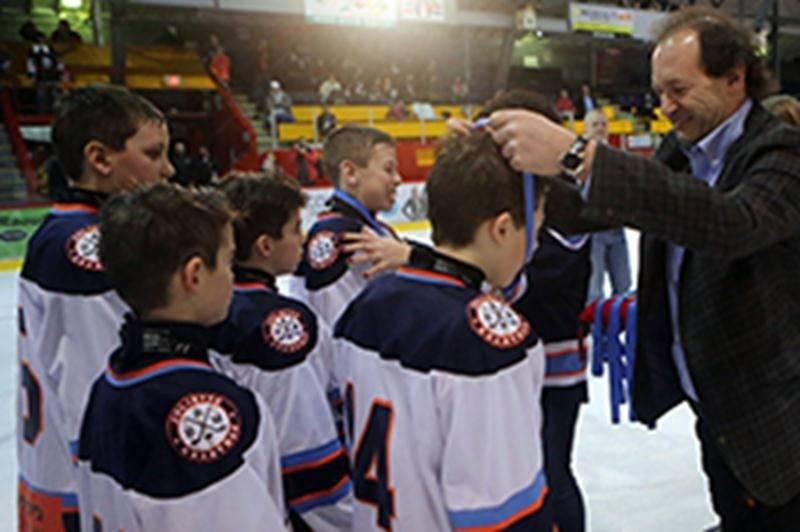 Autre réussite pour le Tournoi de hockey pee-wee de Saint-Hyacinthe