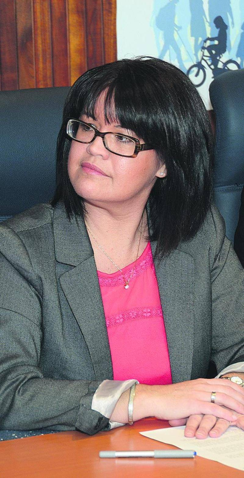 Nancy Lambert, directrice tourisme et congrès de Saint-Hyacinthe Technopole.