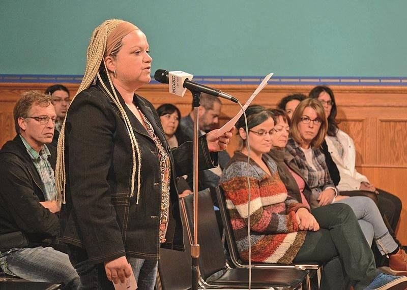 Chantal Goulet étudie la possibilité de se mesurer à Claude Corbeil aux élections municipales du 5 novembre à Saint-Hyacinthe. Photothèque Le Courrier