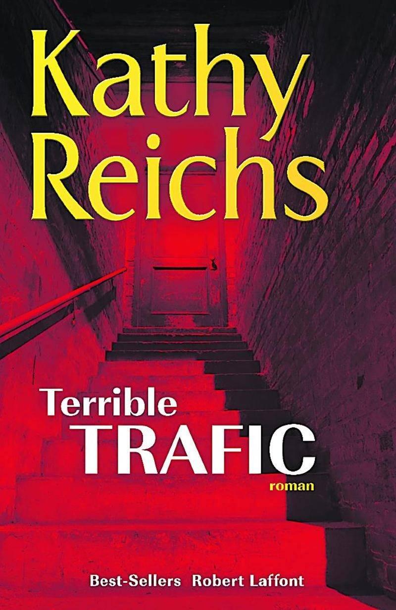 Terrible trafic est le plus récent polar écrit par Kathy Reichs en 2014.