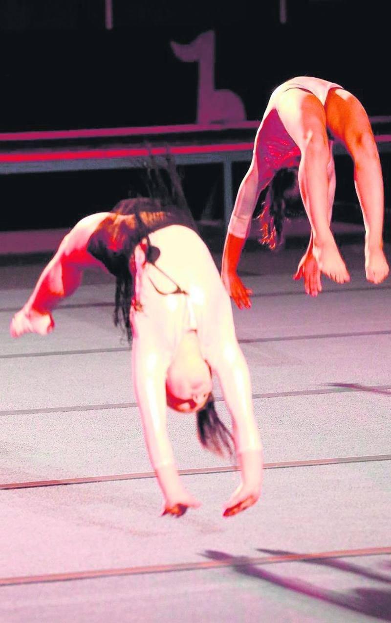 Quelle flexibilité!