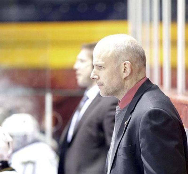 Martin Cadorette croit que la série opposant son équipe aux Estacades de Trois-Rivières sera un duel de gardiens de but.