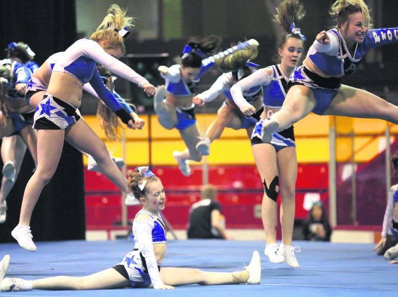 Cheer-Up célèbrera son 10e anniversaire avec 92 équipes de partout en province. Photothèque | Le Courrier ©